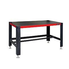 Верстак Слесарный(Рабочий Стол)Металлический 1500x780x830 мм YATO YT-08920