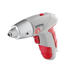 Электро(Отвертка)Аккумуляторная 3,6 В(INTERTOOL)DT-0301