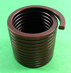 Торсионная пружина цепной электропилы левая 19,5 мм Nowa