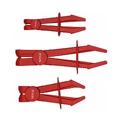 Щипцы(Клещи)Зажим Для Шланга(Патрубка)Провода 3шт(13,17,32мм)YATO YT-08403