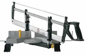 Стусло Столярное Поворотное Металлическое с Ножовкой 560 мм STANLEY 1-20-800