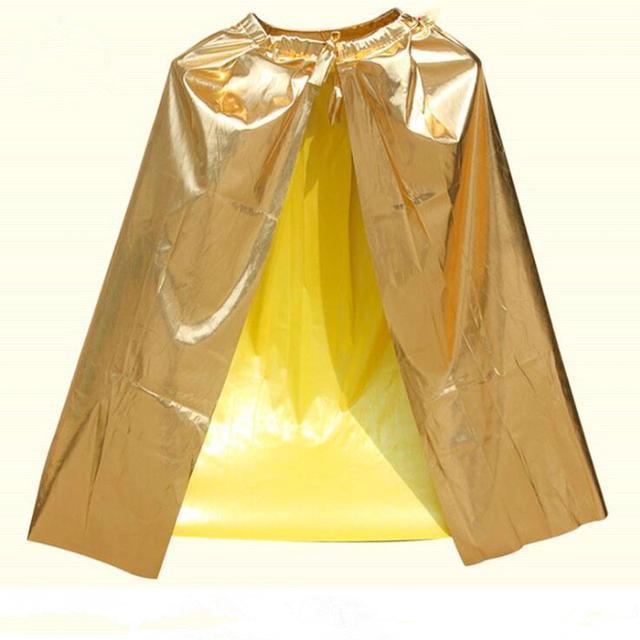 Плащ короля (Золотой) 100см