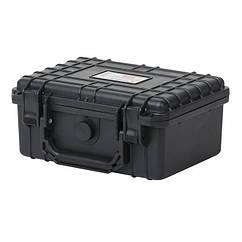 Ящик для инструментов противоударный водонепроницаемый 232 х 192 х 111 мм INTERTOOL BX-0151