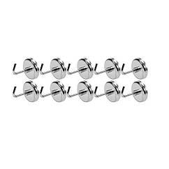 Крючки(Настенные)Вешалки Магнитные Набор(Комплект)10 штYATO YT-08690