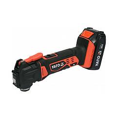 Аккумуляторный Реноватор(1Аккум/12В/1.5Ач)YATO YT-82818