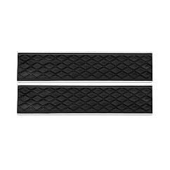 Губки Для Тисков(120х30х10мм)Алюминиевые с Резиной YATO (YT-65002)