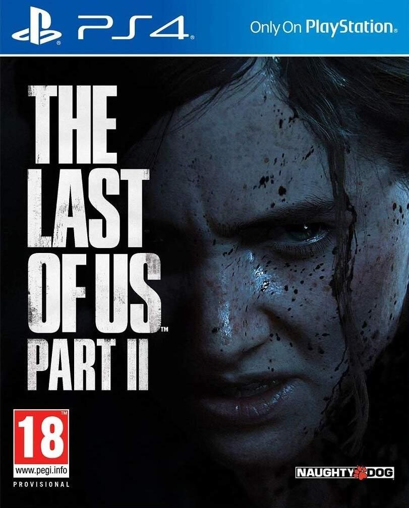 The Last of Us Part II . Цифровой аккаунт PlayStation 4