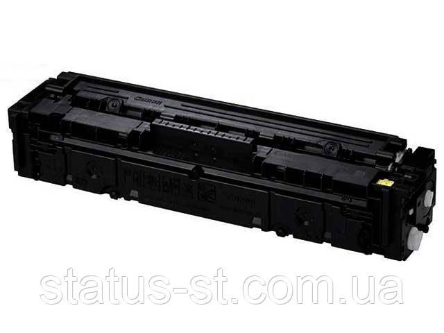 Картридж Canon 054H yellow для принтера i-sensys LBP621Cw, LBP623Cdw, MF641Cw, MF645Cx, MF643Cdw совместимый