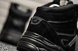 Мужские зимние кроссовки New Balance 990 Black Reflective Winter, фото 5