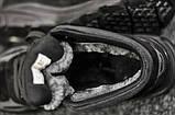 Мужские зимние кроссовки New Balance 990 Black Reflective Winter, фото 6