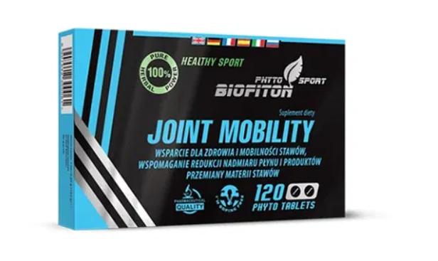 Joint Mobility (Джоінт Мобіліті) - капсули для суглобів 20 капс (KG-556)