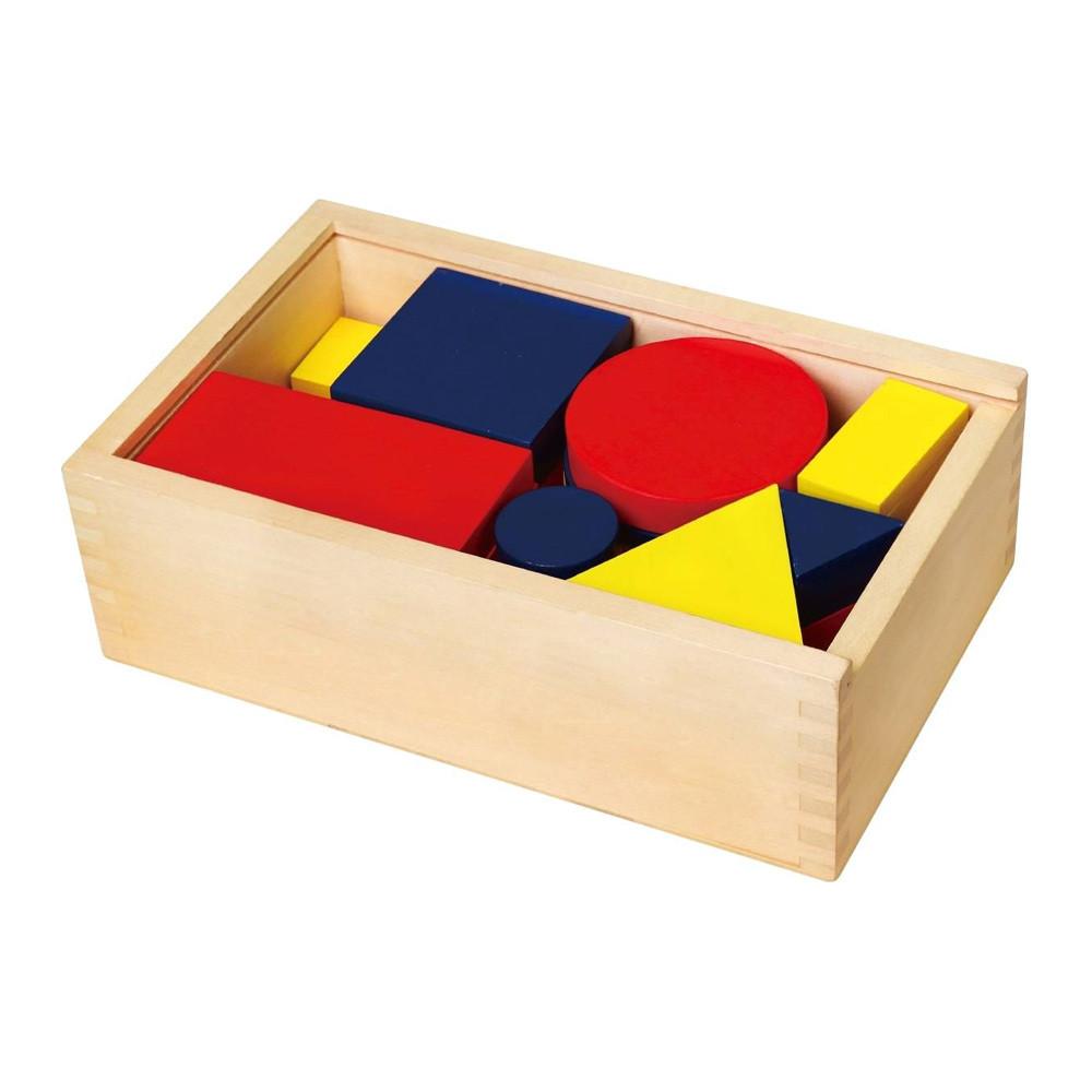 Обучающий набор Логические блоки Дьенеша Viga Toys 56164U