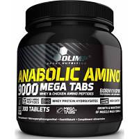 Olimp Labs Anabolic Amino 9000 Mega tabs 6 tab (Порция фасованная в зип пакет)