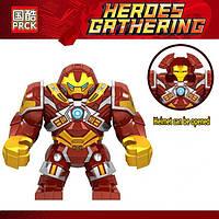 Большие фигурки Железный Человек аналог Лего 7-9 см конструктор