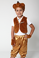 Дитячий карнавальний костюм для хлопчика Мишка№1, фото 1