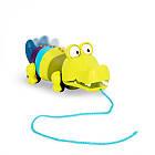 Іграшка-Каталка На Мотузочці - Крокодил Клац-Клаус Battat BX1674Z, фото 4