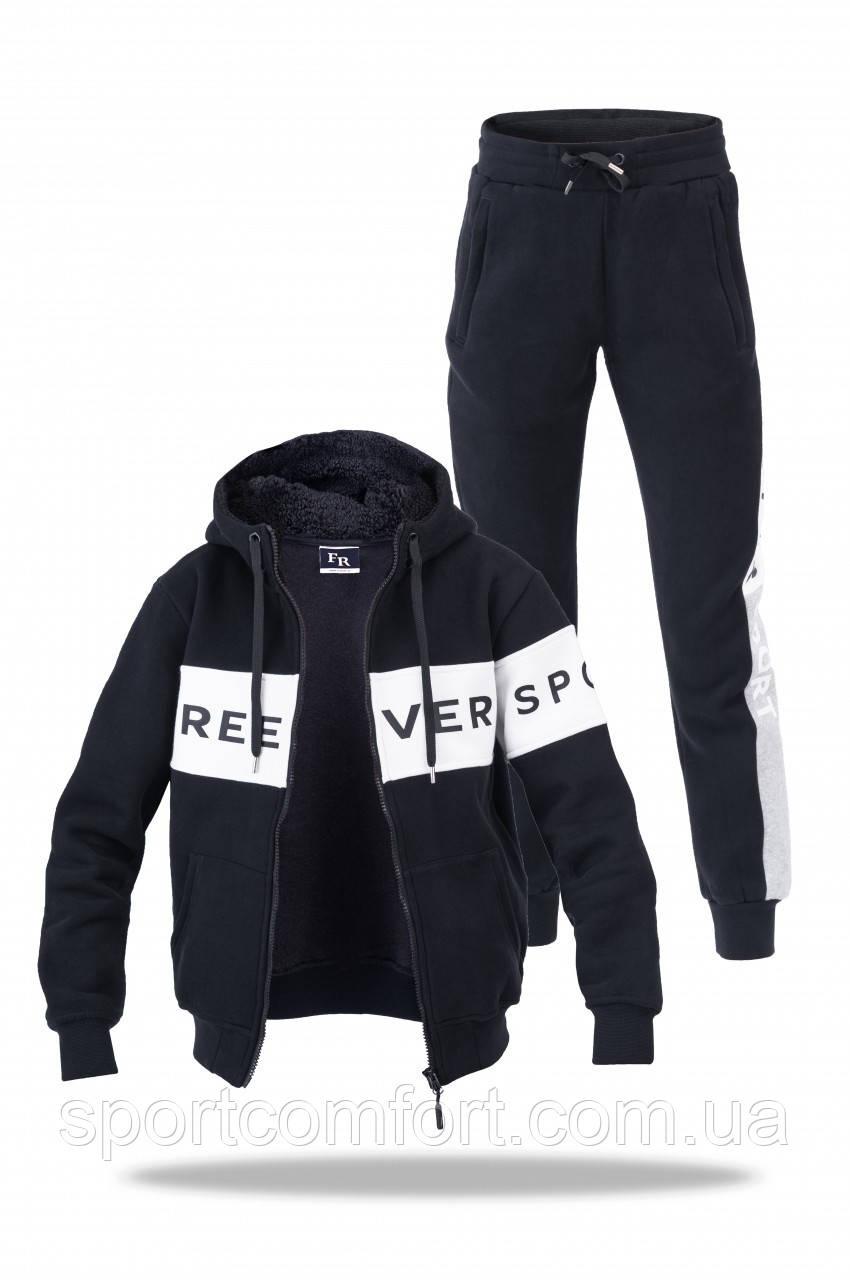 Спортивный костюм детский Freever черный