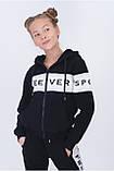 Спортивный костюм детский Freever черный, фото 4