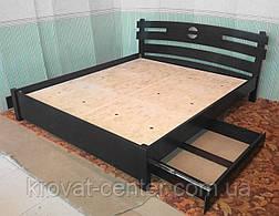 """Кровать полуторная из натурального дерева """"Токио"""" от производителя, фото 3"""