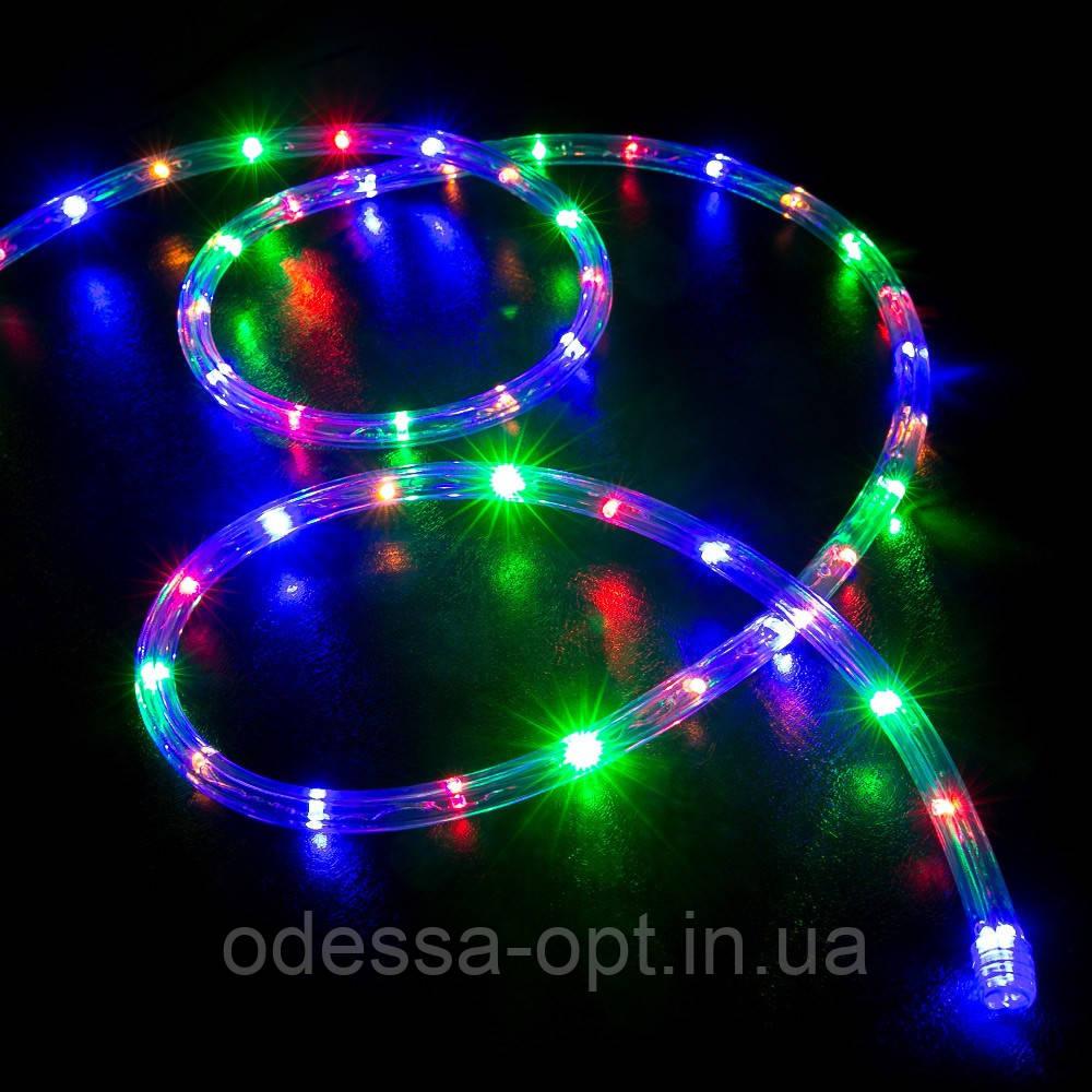 Xmas LED 100 M-2 RGB COLOR