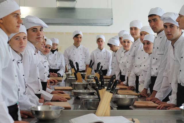 проект модернізації лабораторії кухарів з дегустаційним залом 2