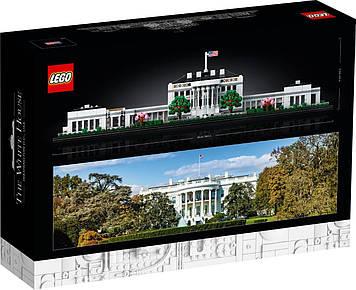 Lego Architecture Белый Дом