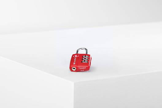 Замок навесной для багажа Travel Blue TSA Красный (036R), фото 2