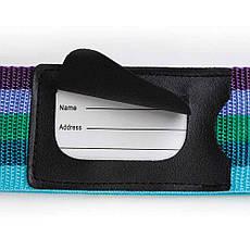 Багажный ремень-крепление на чемодан Travel Blue 3 циферблата Разноцветный (047P), фото 2