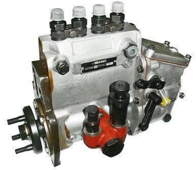 Топливный насос (топливная аппаратура) ТНВД МТЗ-80, МТЗ-82 (Д-243) на 3 шпильки Кт.Н. 4УТНИ-1111007