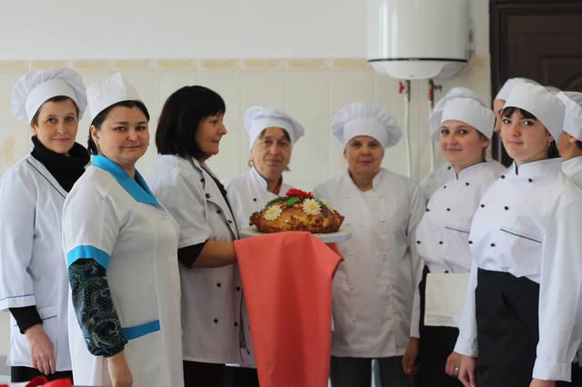 проект модернізації лабораторії кухарів з дегустаційним залом 20