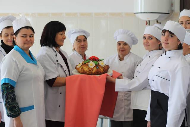 проект модернізації лабораторії кухарів з дегустаційним залом 21