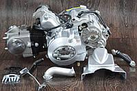 Двигатель заводской на мопед 72 куб. 19, КОД: 1548777