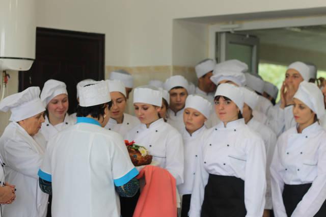 проект модернізації лабораторії кухарів з дегустаційним залом 22