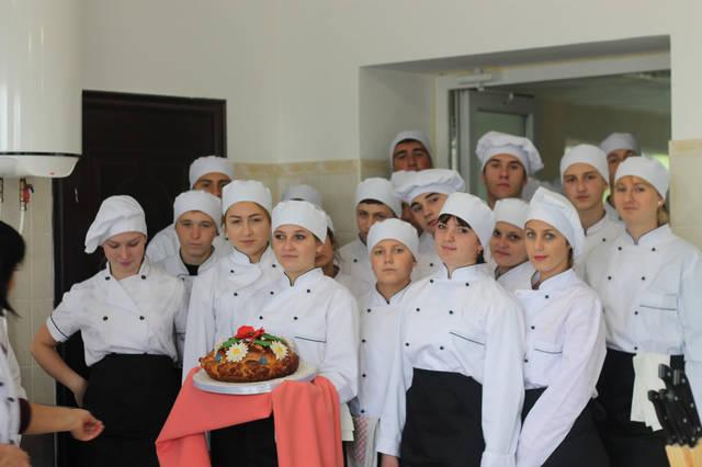 проект модернізації лабораторії кухарів з дегустаційним залом 23