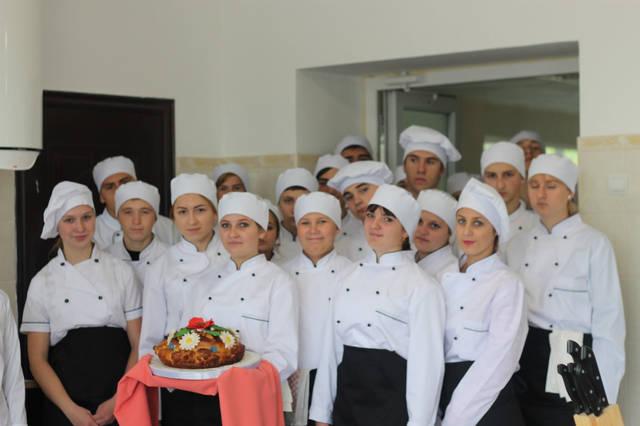 проект модернізації лабораторії кухарів з дегустаційним залом 24