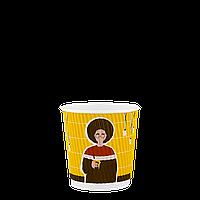 "Стакан гофрированный COFFEEFRIENDS 180мл. 30шт/рук; 35рук/ящ; 1050шт/ящ, (""РОМБ"" 71/КР72), фото 1"