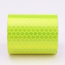 Светоотражающая самоклеющаяся лента 5 х 300 см Yellow gabkrp100KTxI89167, КОД: 916430