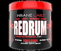 Insane Labz REDRUM 1 serv Кровь дявола (Порция фасованная в зип пакет)