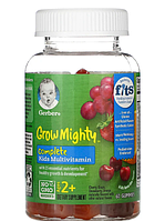Мультивитаминный комплекс для детей Gerber Grow Mighty iHerb 60 шт