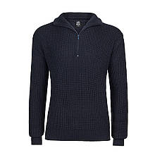 Свитер Бундесмарине Brandit Marine Pullover XL Темно-синий 5019.8, КОД: 1381876