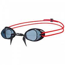 Очки для плавания Arena SWEDIX 92398-054 Red-black hubbyxN64527, КОД: 1795413