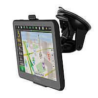 GPS НАВИГАТОР GLOBEX GE711 ОЗУ 256 МБ Черный sv10011, КОД: 104436