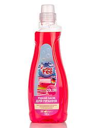 Жидкое средство Haus Fee для стирки цветного белья 1 л 4820193590203, КОД: 1675923