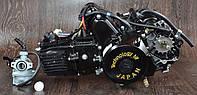 Двигатель на мопед Альфа Дельта 110 куб механика 21чк, КОД: 1551842