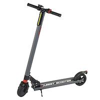 Электросамокат городской складной для взрослых Best Scooter 6,5 Серый optc83325, КОД: 2353054
