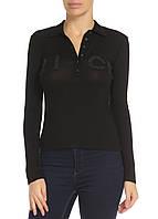 Женское поло с длинным рукавом Richmond S Черный 5054549-S8, КОД: 1937673