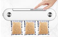 Вакууматор качественный для вакуумной упаковки+пакеты для упаковки в подарок