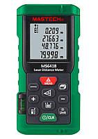 Лазерный дальномер Mastech MS6418 mdr0501, КОД: 1350094