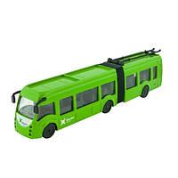 Автомодель Технопарк Троллейбус Харьков SB-18-11WBNO IC, КОД: 2431701