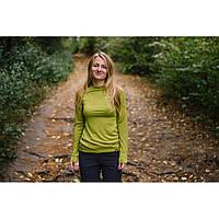 Термофутболка Turbat Versa жіноча M, зелена., фото 1
